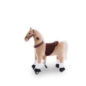 Kijana Reitspielzeug Pferd beige klein