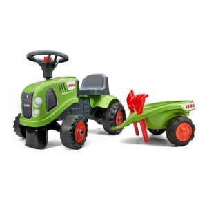 Falk Baby Case Traktor - Grün