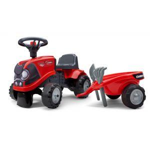 Falk Baby Case Traktor - Rot