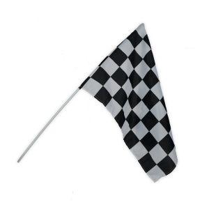 Baghera Rennflagge