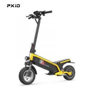 Pxid Elektroroller F1 gelb