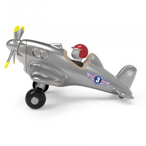 Baghera Kampfjet Silber