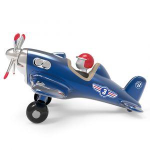 Baghera Kampfjet Spielzeug blau