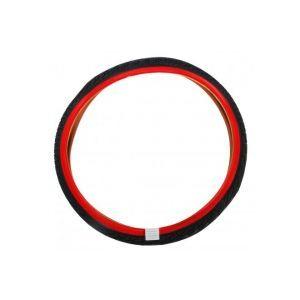 Volare Reifen 24 Zoll Rot Schwarz Kinderfahrrad