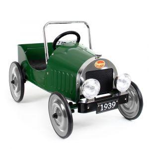 Baghera Classic Retro Tretauto grün