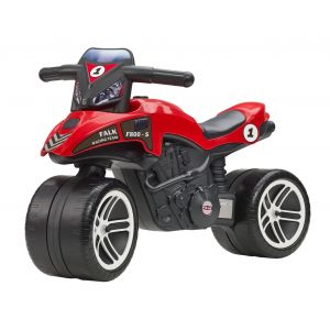 Falk Racing Motor - Rot - Balance Fahrrad