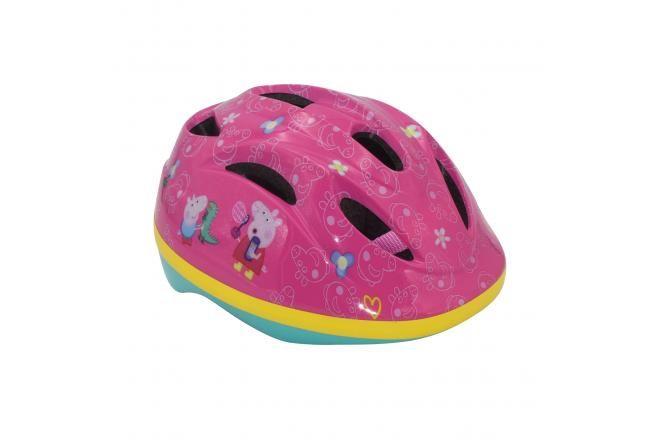 Peppa Pig Fahrradhelm - Rosa - 51-55 cm