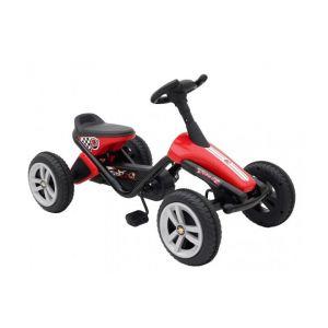 Volare Mini Go-Kart Jungen und Mädchen Rot