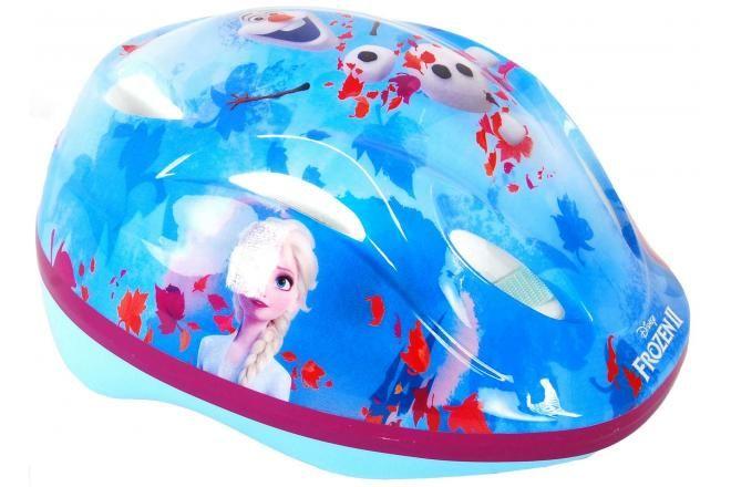 Disney Frozen 2 Mädchen Fahrradhelm - Skate Helm - 51-55 cm