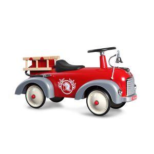 Baghera Walking Auto Speedster Retro Feuerwehrauto