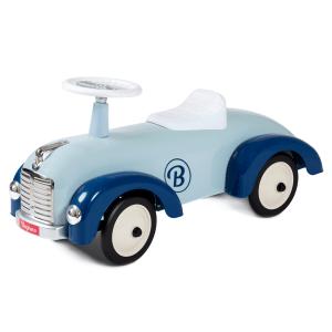 Baghera Rutschauto Speedster Retro blau