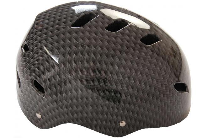 Volare Fahrrad- / Skatehelm - Grau - 55-57 cm