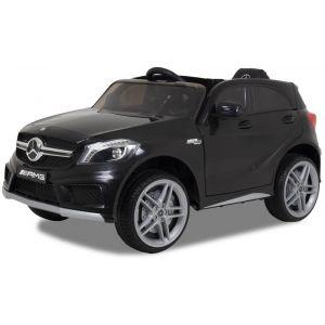 Mercedes Elektro Kinderauto A45 schwarz