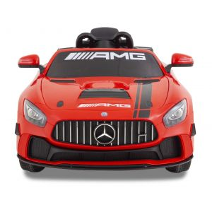 Mercedes Elektro Kinderwagen GT4 rot