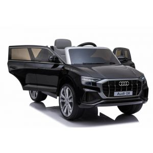 Audi Elektro Kinderauto Q8 schwarz