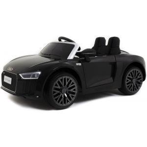 Audi R8 Cabrio Elektro Kinderauto schwarz