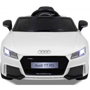 Audi TT Elektro Kinderauto RSweiß