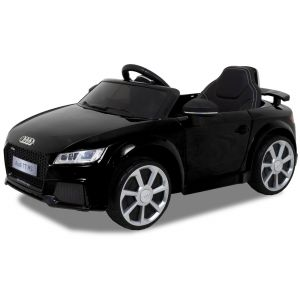 Audi TT Elektro Kinderauto RS schwarz
