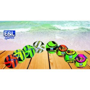 E & L Sports Mini Street Football - Verschiedene / zufällige Farben