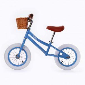 Baghera Laufrad Vintage Blau