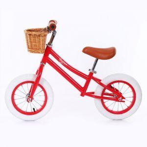 Baghera Laufrad Vintage Rot