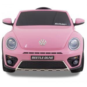VW Elektro Kinderauto Dune Beetle rosa