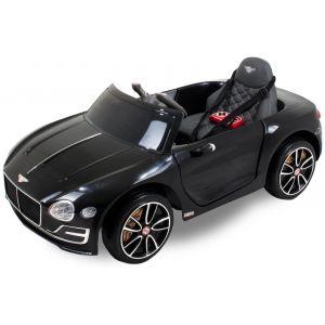 Bentley Elektro Kinderauto Continental schwarz