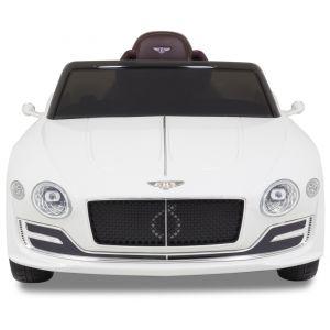 Bentley Elektro-Kinderauto Continental weiß