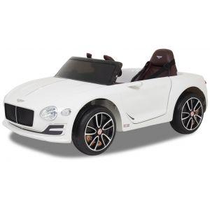 Bentley Elektro Kinderauto Continental weiß