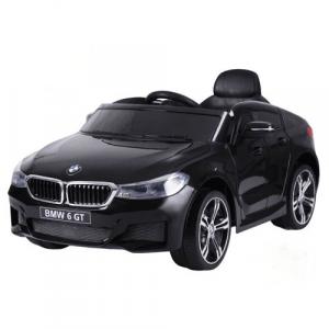 BMW Elektro Kinderauto 6er GT schwarz