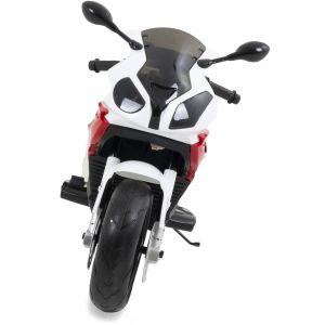 BMW elektrisches Kindermotorrad S1000 rot