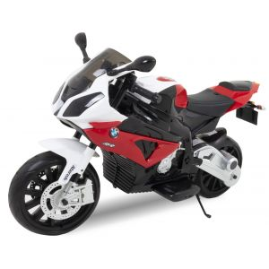 BMW Elektro Kindermotorrad S1000 rot