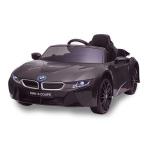 BMW Elektro Kinderauto I8 schwarz