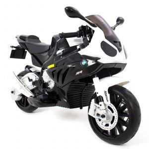 BMW elektrisches Kindermotorrad S1000 schwarz
