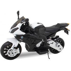 BMW Elektro Kindermotorrad S1000 schwarz