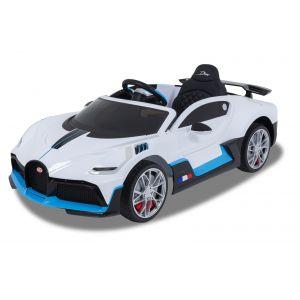 Bugatti Divo Elektro Kinderauto weiß