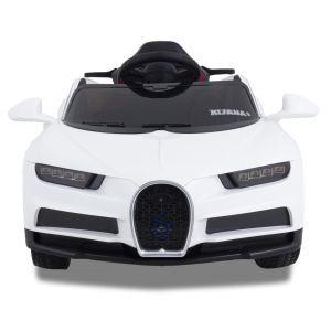 SPORT Kinderauto Vorderansicht im Bugatti-Stil