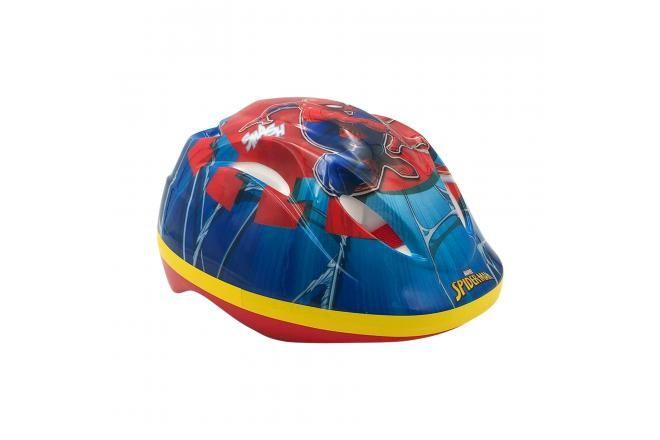 Marvel Spiderman Fahrradhelm - Blau Rot - 51 - 55 cm