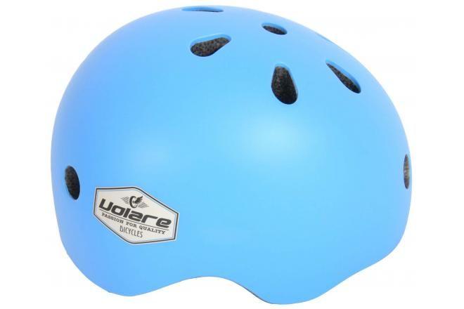Volare Fahrradhelm Kinder Blau 45-51 cm