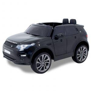 Land Rover Elektro Kinderauto Discovery schwarz
