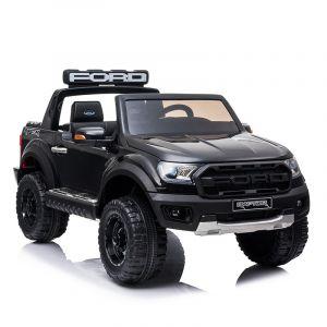 Ford Elektro Kinderauto Raptor schwarz