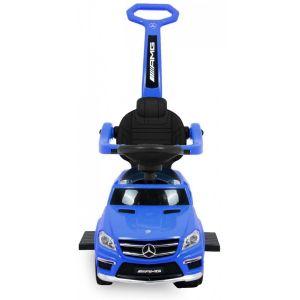 Mercedes Aufsitzwagen GL63 blau