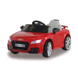 Audi Elektro-Kinderauto TT RS Rot
