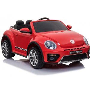 VW Elektro Kinderauto Dune Beetle rot