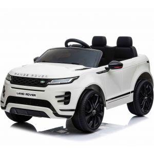 Range Rover Elektro Kinderauto Evoque weiß