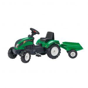 "Falk Traktor mit Pedalen ""trac"" grün"
