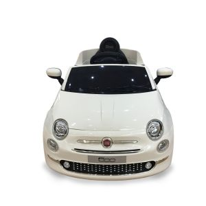 Fiat Elektro Kinderauto 500 weiß