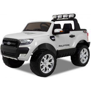 Ford Ranger Elektro Kinderauto weiß