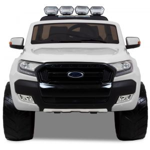 Ford Ranger elektrisches Kinderauto weiß