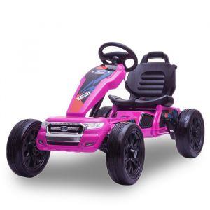 Ford gokart rosa